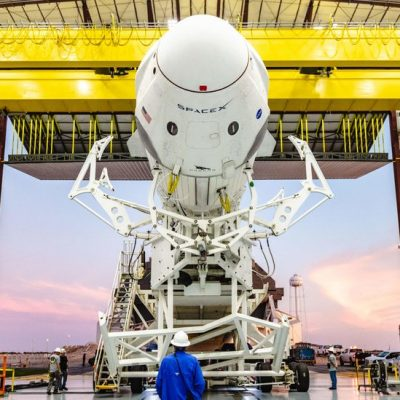 SpaceX and NASA to Test Launch Crew Dragon, a New Ride to Orbit – The New York Times