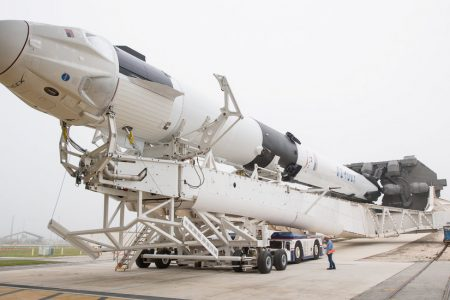 SpaceX to Launch Crew Dragon for NASA. Here's How to Follow the Mission. – The New York Times