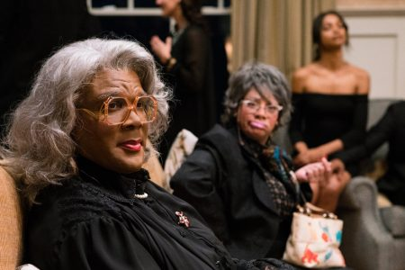 Tyler Perry Gives Lionsgate One Last Hit as Madea Says Goodbye – The New York Times
