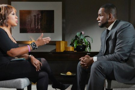 How Gayle King Kept Her Cool in the R. Kelly Interview – The New York Times