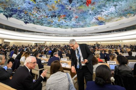 Saudi Arabia Rebuked for First Time by Fellow Members of U.N. Rights Council – The New York Times