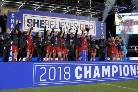 U.S. Women's Soccer Team Sues U.S. Soccer for Gender Discrimination – The New York Times