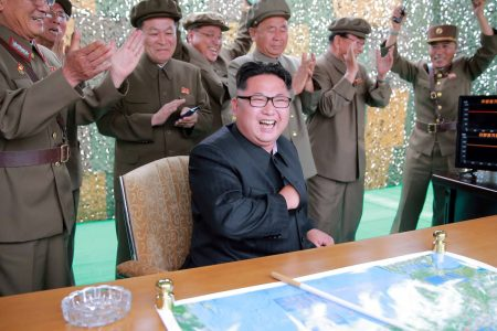North Korea spent most of Trump's first year in office perfecting its nuclear arsenal. Here is a timeline – CNBC