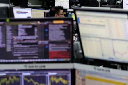 Asia trades mixed amid growing concerns over global growth – CNBC