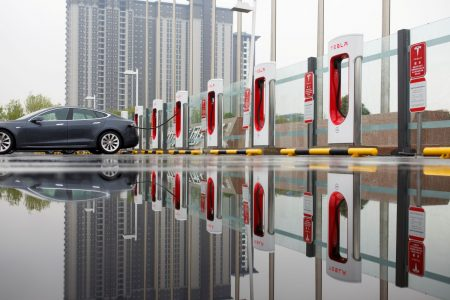 Tesla says new Superchargers let drivers fill up faster, 75 miles of charge in 5 minutes – CNBC