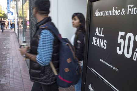 Abercrombie is planning to close up to 40 stores in 2019 – CNBC