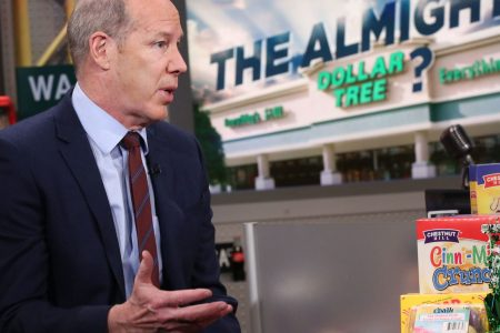 Dollar Tree CEO: We're giving Family Dollar a 'wow' factor to draw customers – CNBC