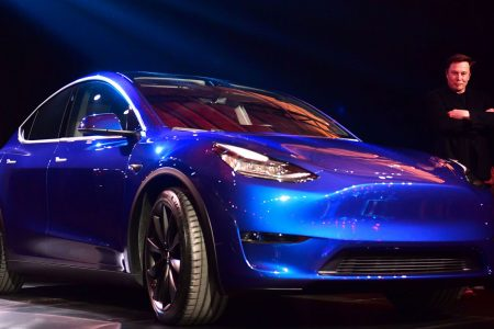 Tesla shares tumble after company unveils 'underwhelming' Model Y – CNBC