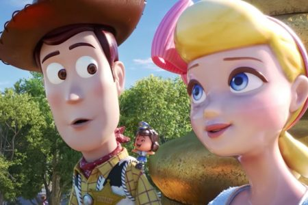 'Toy Story 4' trailer reunites Woody with Bo Peep, introduces handmade toy Forky – CNBC