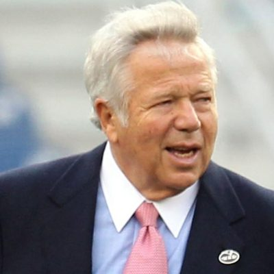 Patriots owner Robert Kraft files a motion to stop public release of spa videos – CNN