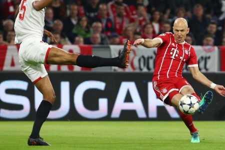 Arjen Robben Has Been Cutting Left His Entire Career. So Why Can't Anyone Stop Him? – The New York Times