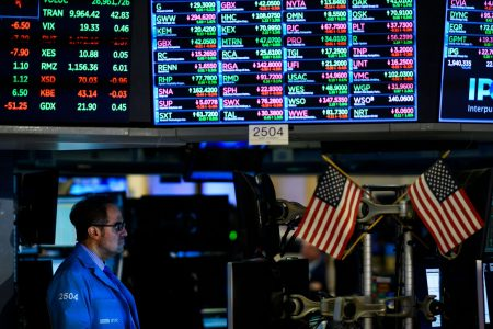 Consumer-driven stocks are leading the market rebound – Axios