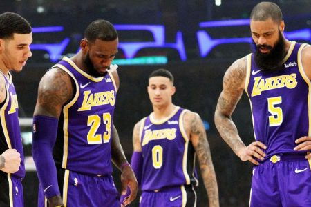 How the Los Angeles Lakers Blew It – The New York Times