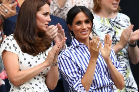 Royal family issues social media guidelines after Meghan-Kate abuse – CNN