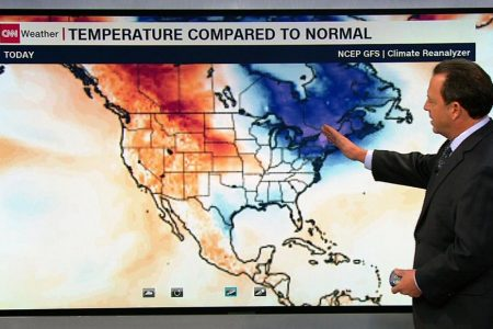Explaining climate change: The new role of the TV weathercaster – CNN