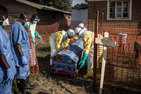 Battle against Ebola in Congo being lost amid militarized response, MSF says – NBCNews.com