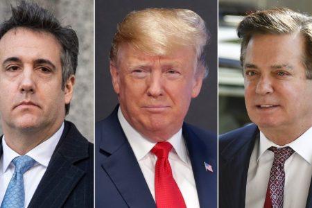 Manafort sentencing marks rare reprieve for Trump world in Mueller probe – CNN