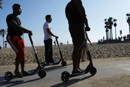 Injuries prompt CDC investigation into e-scooters – CNN