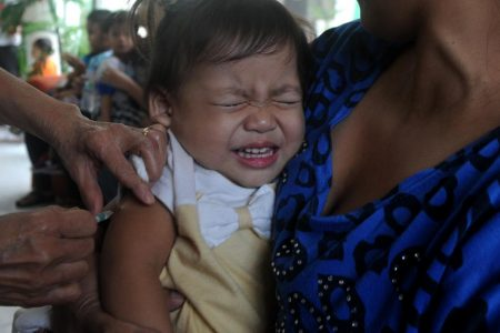 2.6M kids at risk as measles cases spike in the Philippines – CNN