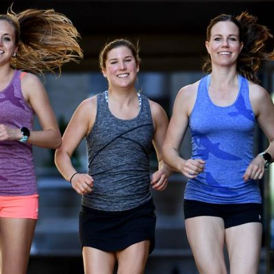 Many female athletes struggle with eating disorders. These women want to change that. – NBC News