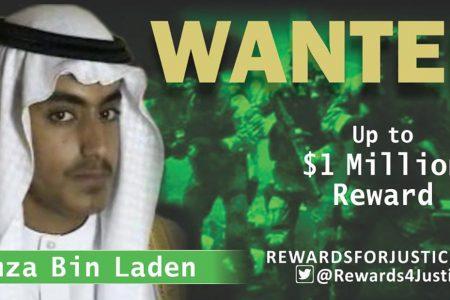 US will pay $1 million for information on Osama bin Laden's son – CNN