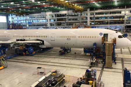 A noose was found at a Boeing plant in South Carolina – CNN