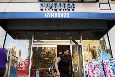 Children's Place and Gap are buying most of what's left of bankrupt Gymboree – CNN