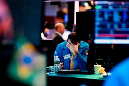 Stocks take a sudden turn for the worse: Dow down 300 points – CNN