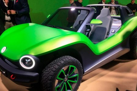 Volswagen might really sell this beach buggy – CNN