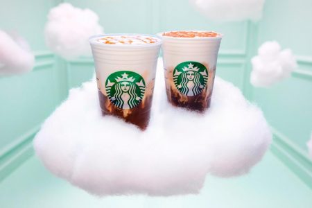 Starbucks' newest drink is made with egg-white powder – CNN