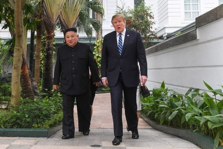 North Korea airs film glorifying summit with Trump – POLITICO