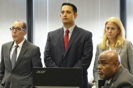 Ex-police Officer Nouman Raja convicted in fatal shooting of black motorist Corey Jones – NBC News