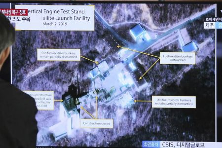 North Korea rocket site is being monitored 'in real time,' U.S. official says – NBC News
