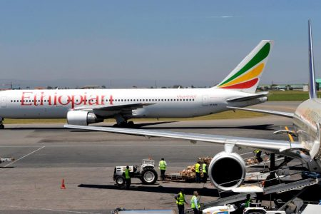Ethiopian Airlines Boeing 737 crashes near Addis Ababa – CNN