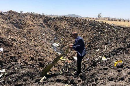 Ethiopian Airlines plane crash: Live updates – CNN