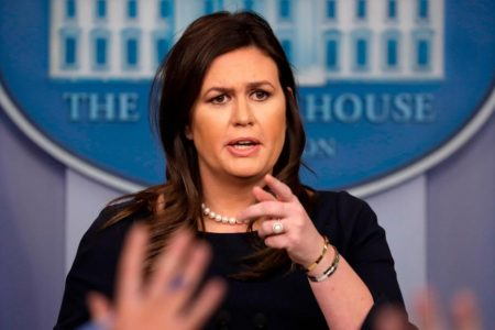 Vitriol and deflection: The return of the White House press briefing – CNN