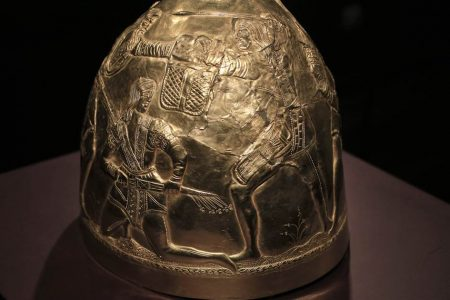 Russia and Ukraine are locked in a legal dispute over ancient gold – NBCNews.com