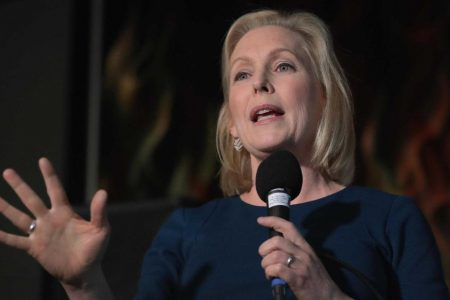 Kirsten Gillibrand officially jumps into 2020 race, teases speech at Trump hotel in New York – CNN