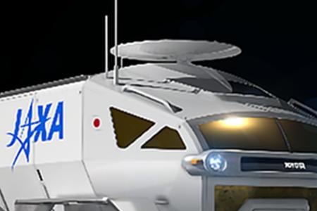 Toyota's moon rover concept is a high-tech, six-wheeled 'lunar RV' – NBC News