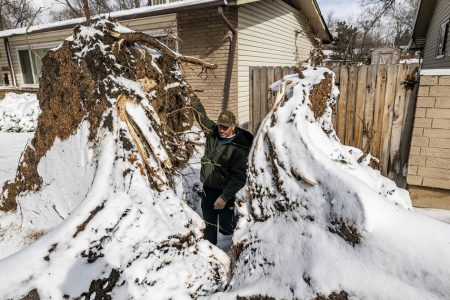 Flooding triggers emergency, disaster declarations throughout the Midwest – NBC News
