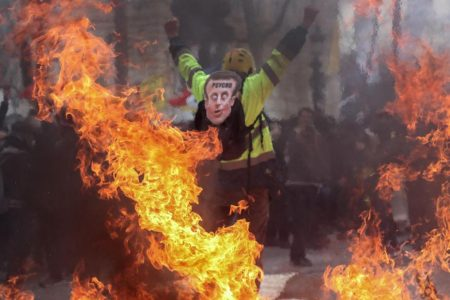 Protests continue in France as demonstrators clash with police – CNN