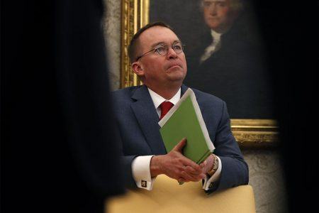 Mulvaney: 'Absurd' to say that Trump's rhetoric influenced New Zealand attack – POLITICO