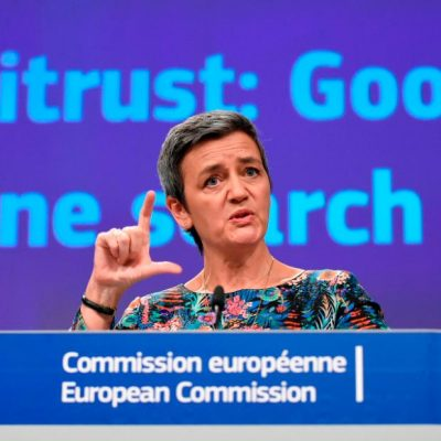 EU hits Google with third antitrust fine – CNN