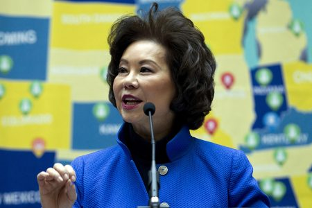 Chao flew on a Boeing 737 MAX from Austin festival – POLITICO