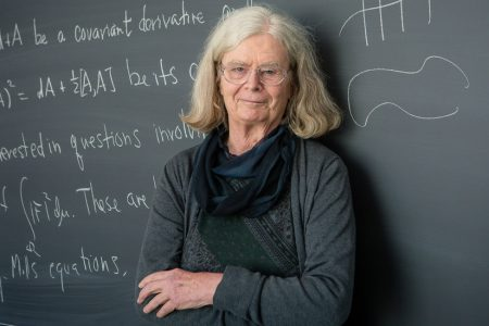 Karen Uhlenbeck Is First Woman to Win Abel Prize for Mathematics – The New York Times
