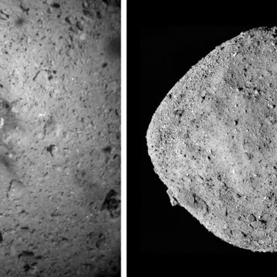 Tales of 2 Rugged Asteroids and 1 Is Ejecting Material Into Space – The New York Times