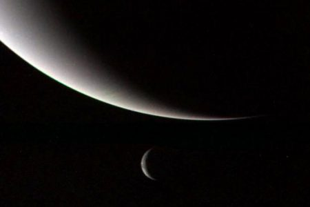 Neptune's Moon Triton Is Destination of Proposed NASA Mission – The New York Times