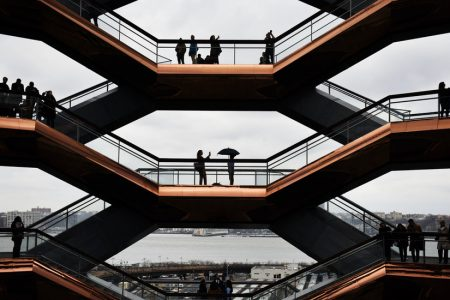 Following Outcry, Hudson Yards Tweaks Policy Over Use of Vessel Pictures – The New York Times