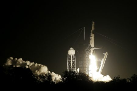 SpaceX Crew Dragon capsule lifts off in NASA demo — carrying Ripley, believe it or not – Fox News