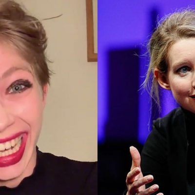 Tavi Gevinson does the best, most frightening Elizabeth Holmes impression – Mashable